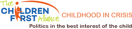 children's first logo